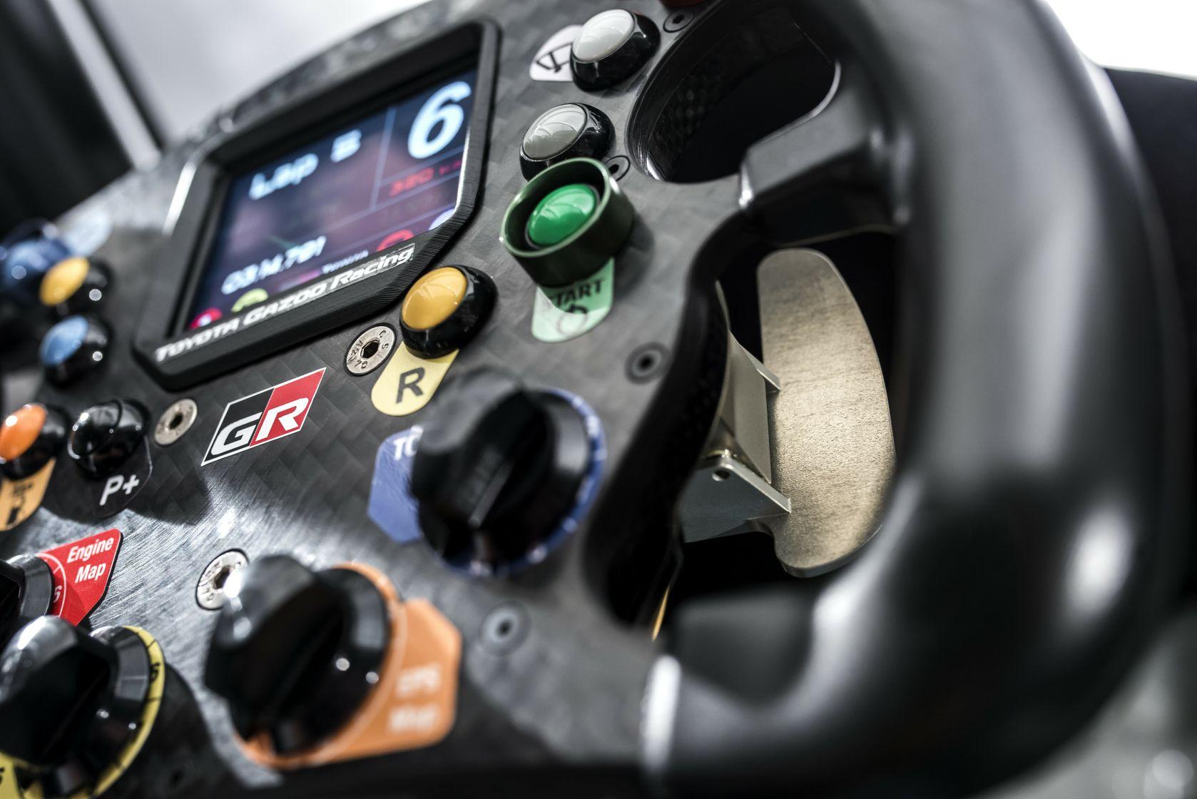 GR Supra Racing Concept - Interior Details - 05