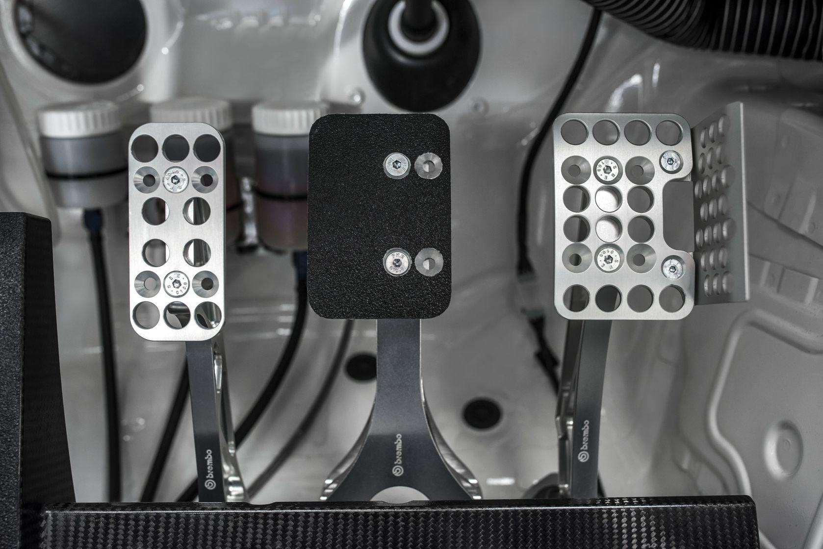GR Supra Racing Concept - Interior Details - 06