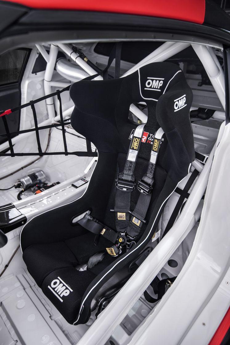 GR Supra Racing Concept - Interior Details - 07