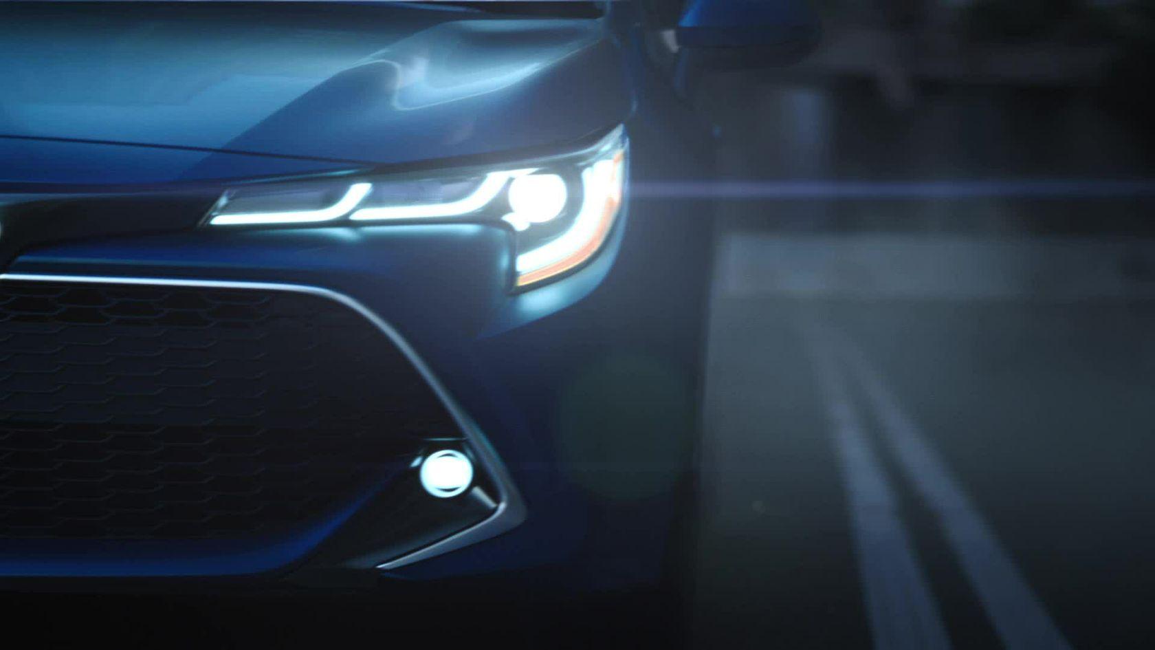 2019 Toyota Corolla B-Roll