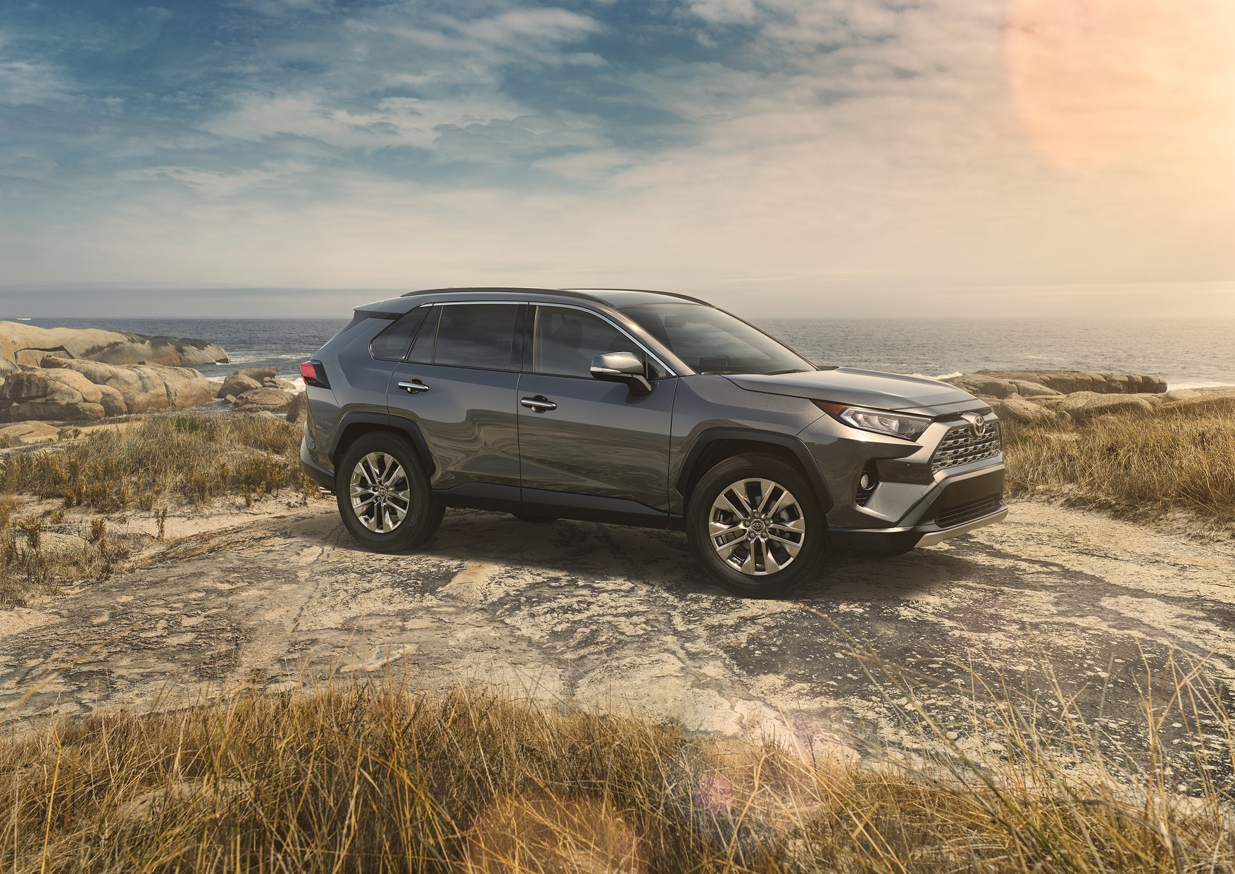 Meet The New Rav4 Toyota Unveils The Next Generation Of One Of