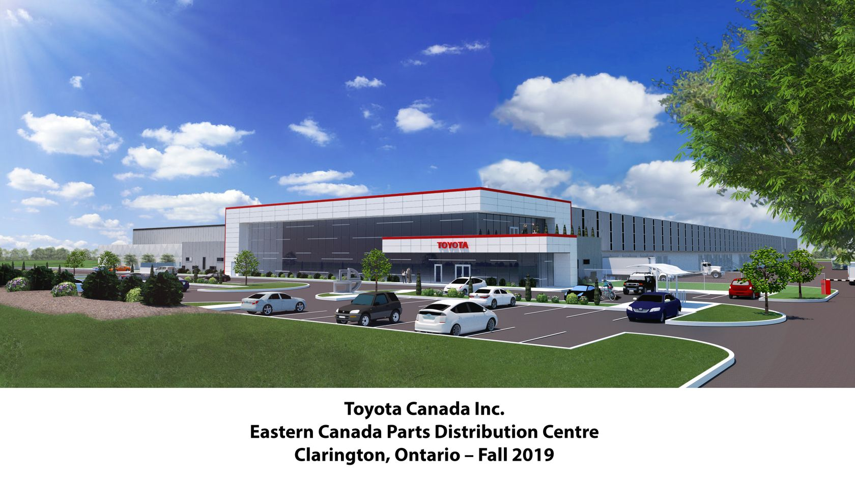 Eastern Canada Parts Distribution Centre (ECPDC)