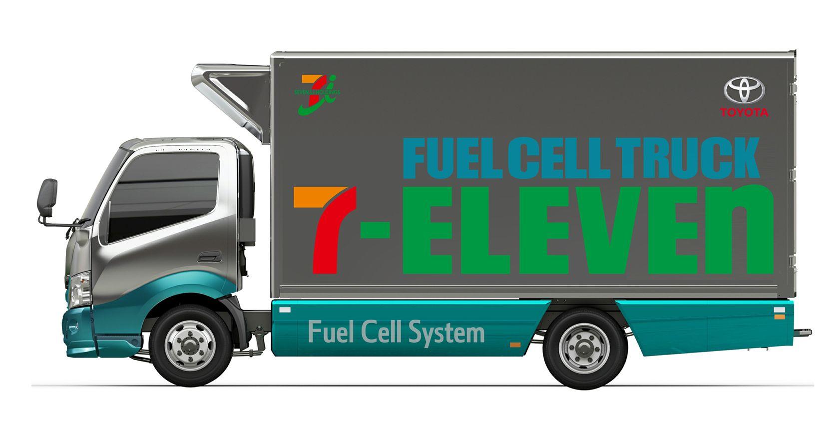 Small FC Truck