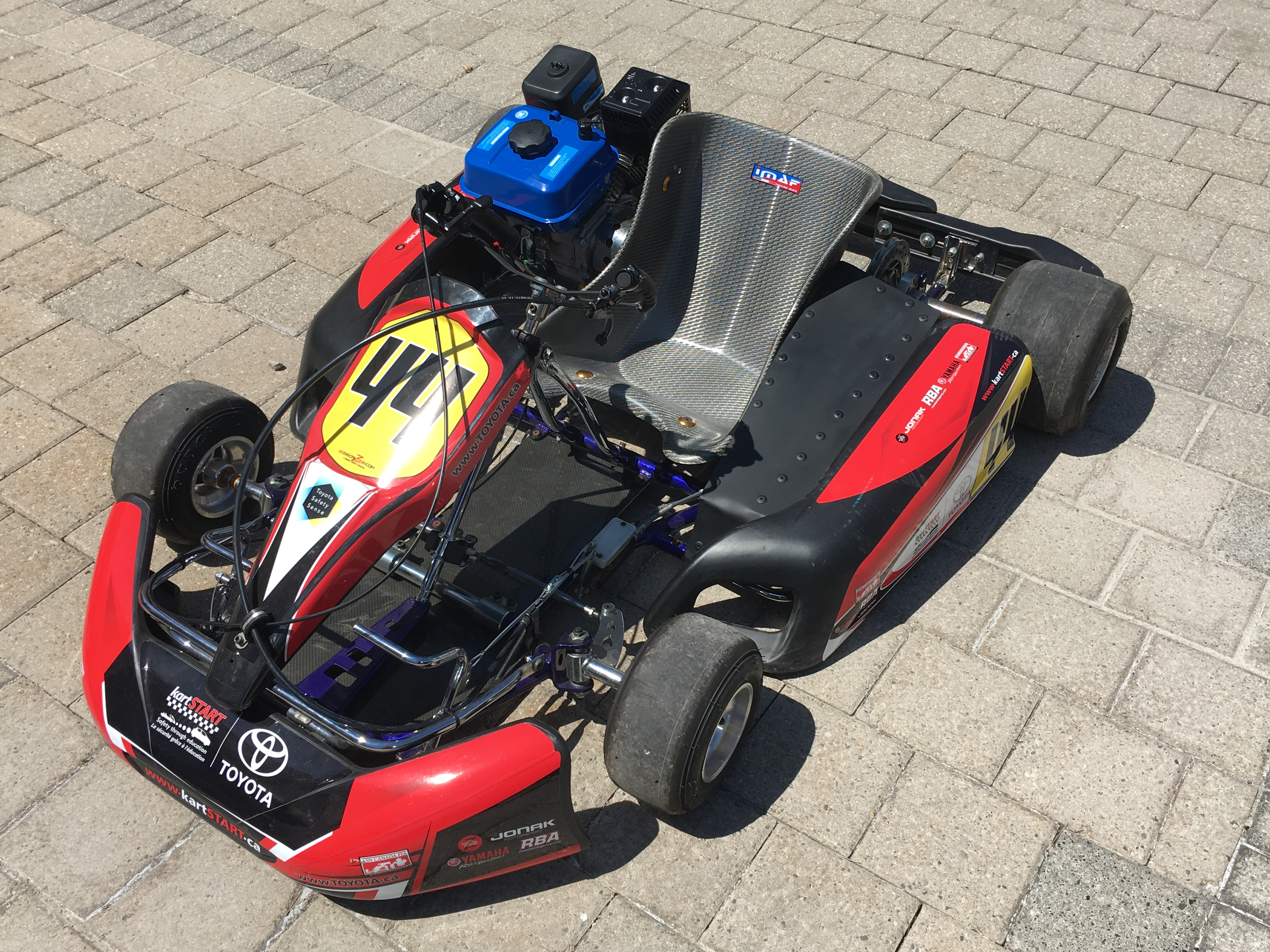 Accessible Kart2
