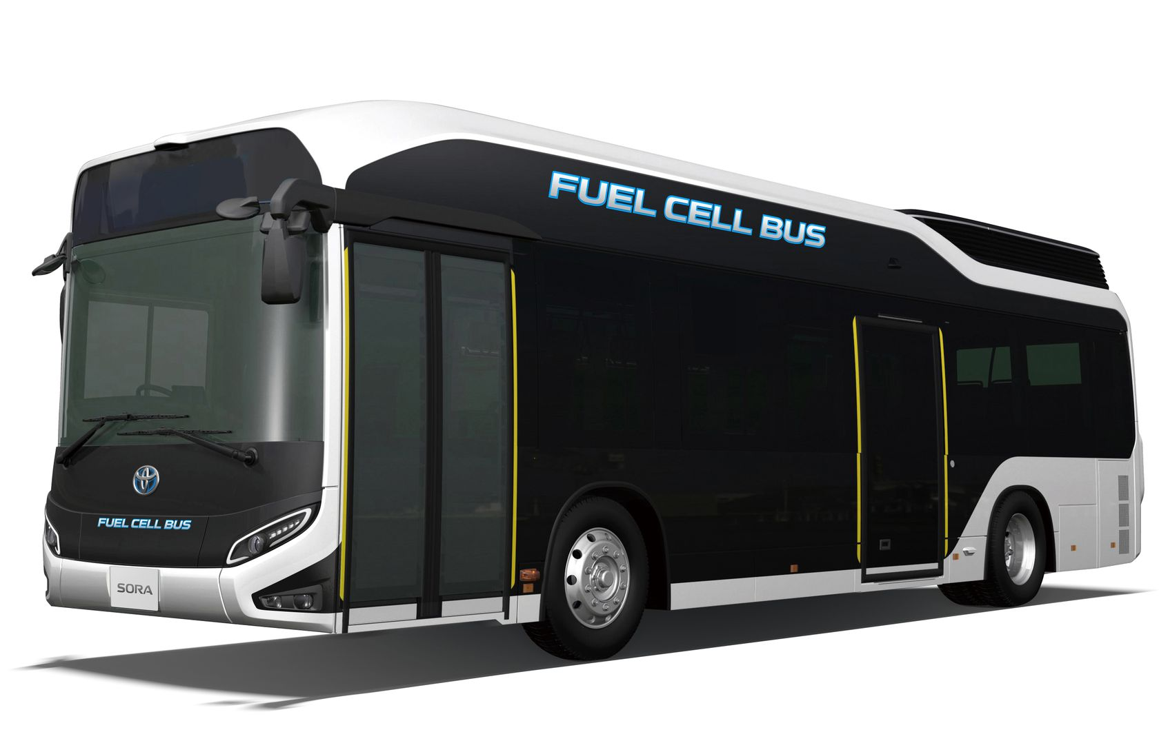 Fuel cell bus SORA