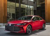 2019 Toyota Avalon XSE 01