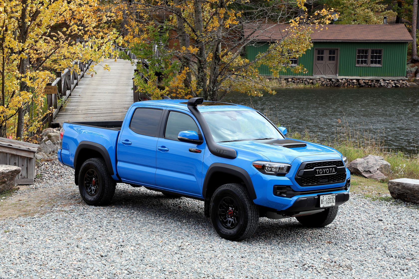 Ready For All Adventures The 2019 Toyota Tacoma Toyota Canada