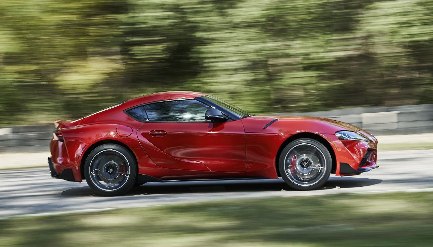 A Legend Returns 2020 Toyota Supra Makes World Debut Toyota Canada