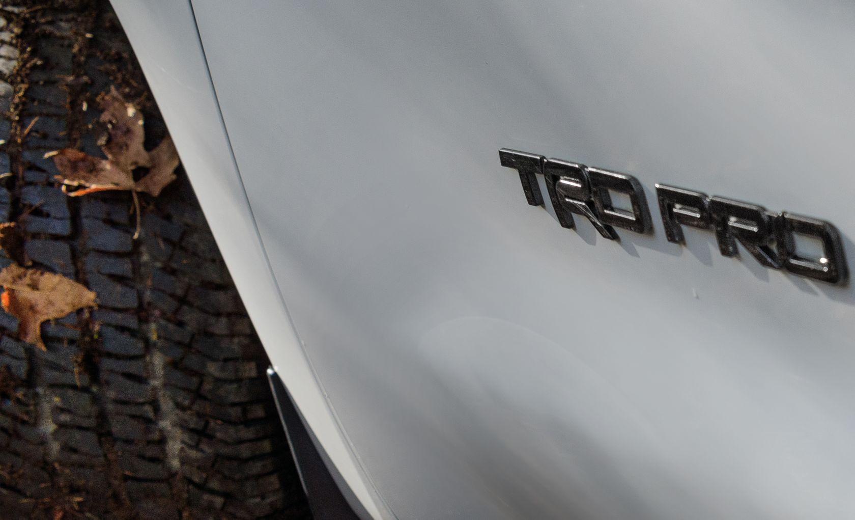 Toyota TRD Pro Teaser
