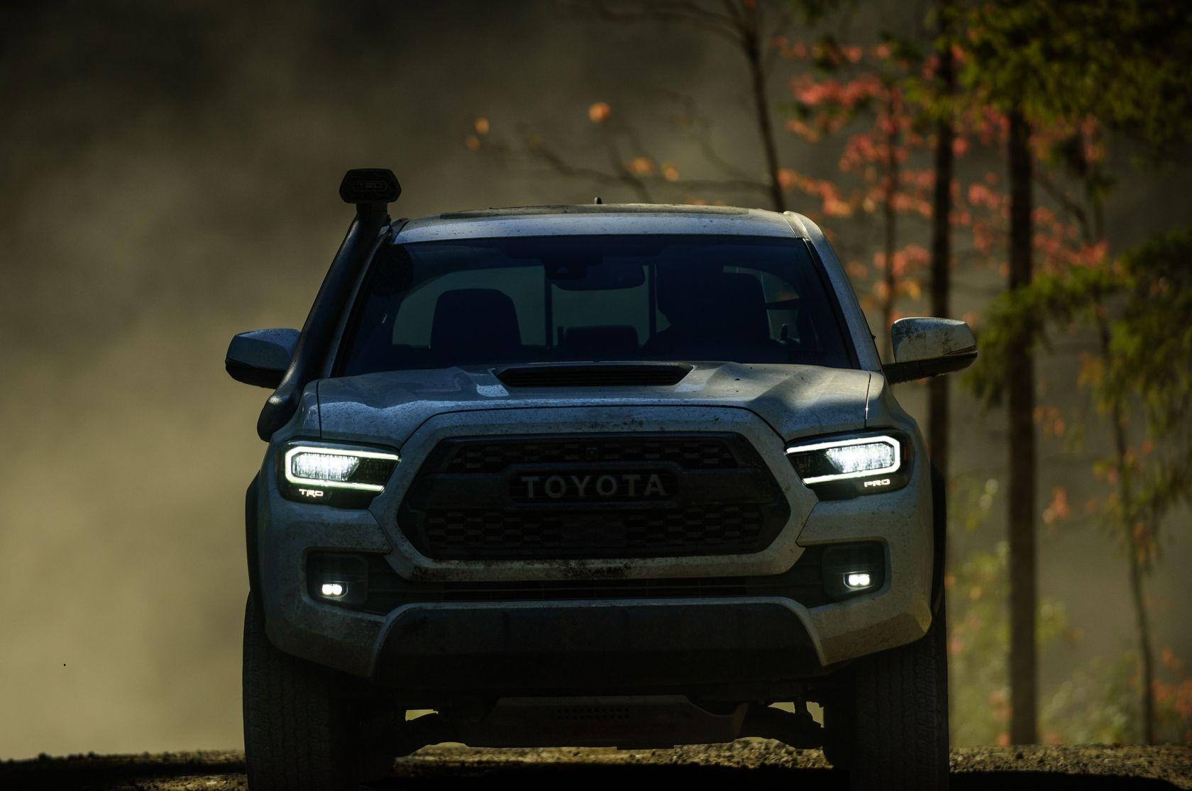 2020 Toyota Tacoma TRD Pro 09