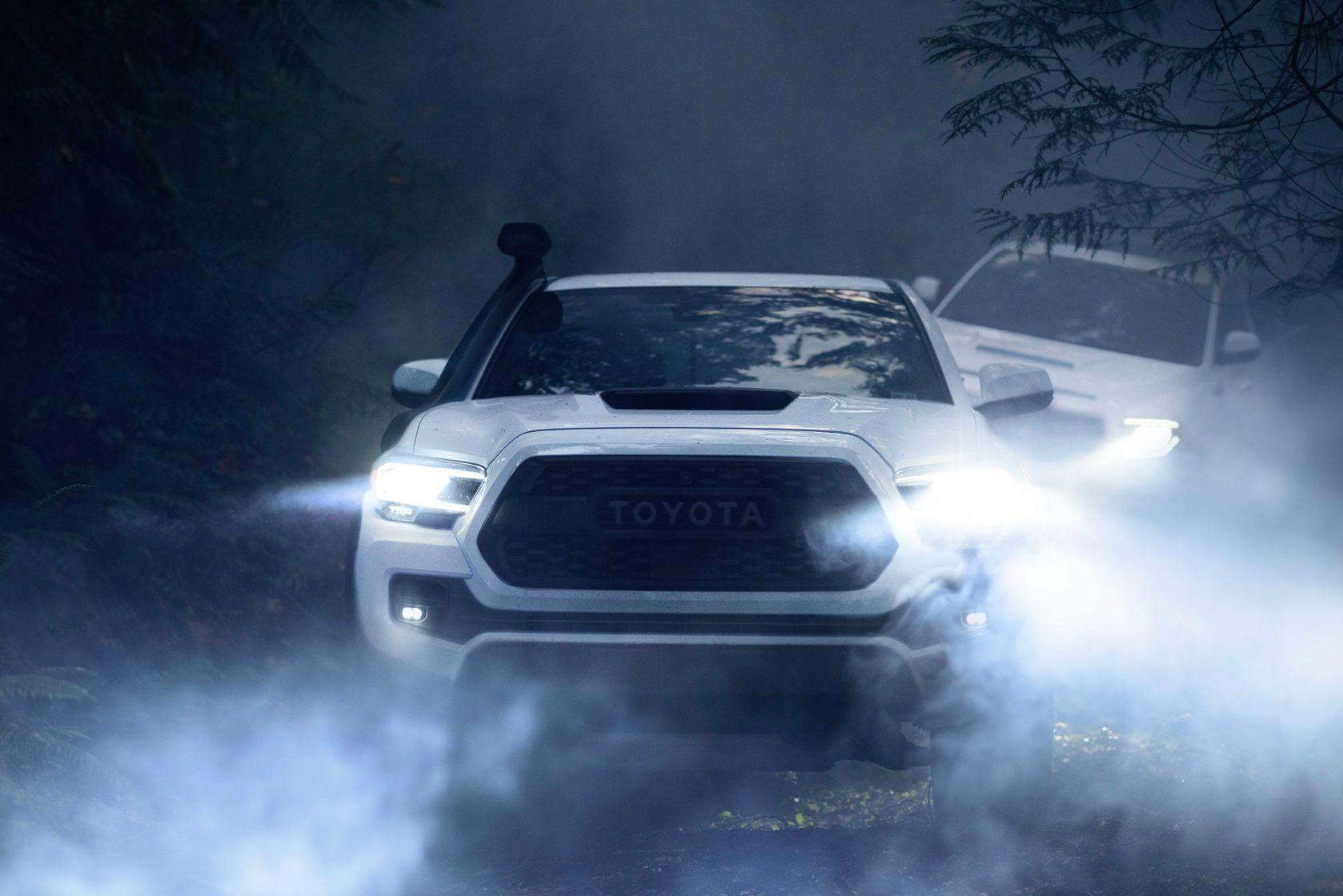 2020 Toyota Family TRD Pro 11