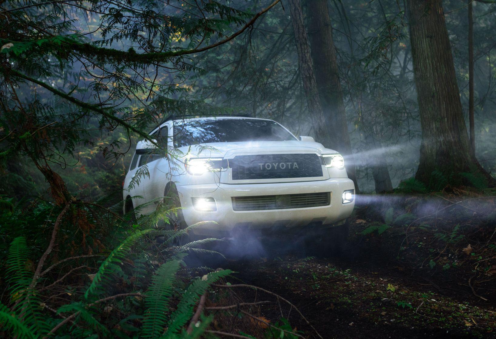 2020 Toyota Sequoia TRD Pro 12