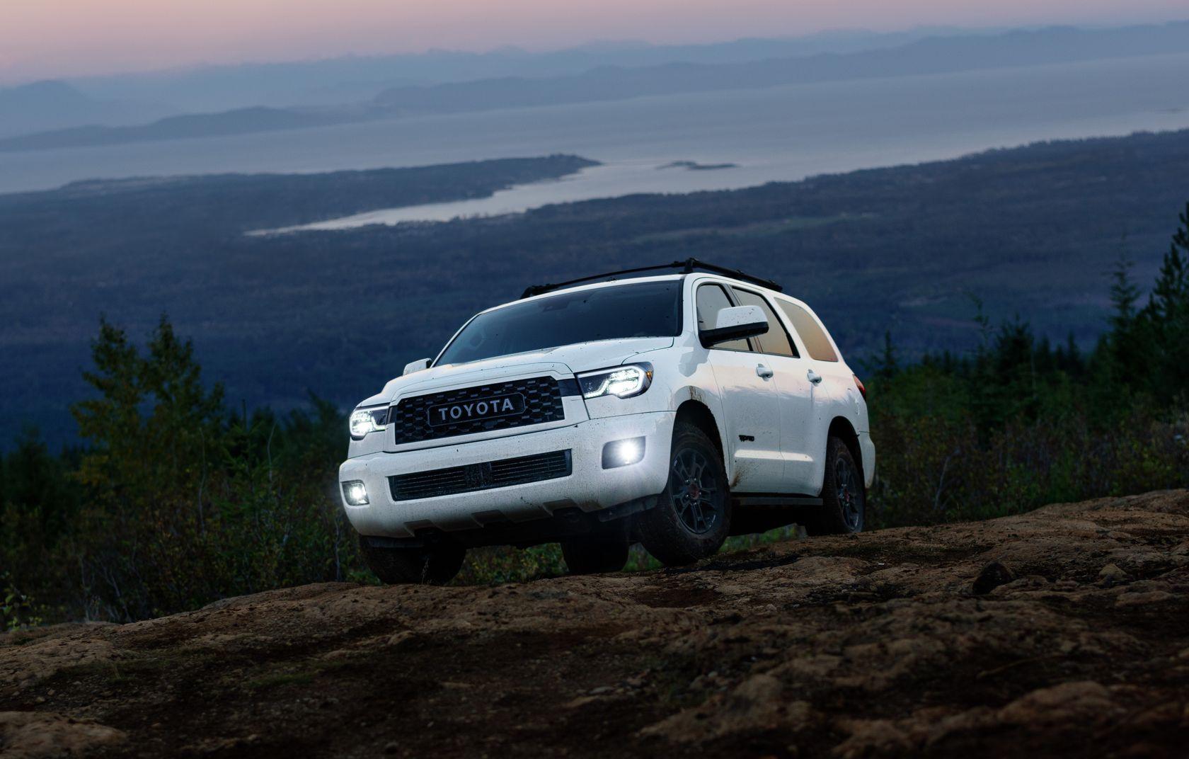 2020 Toyota Sequoia TRD Pro 13