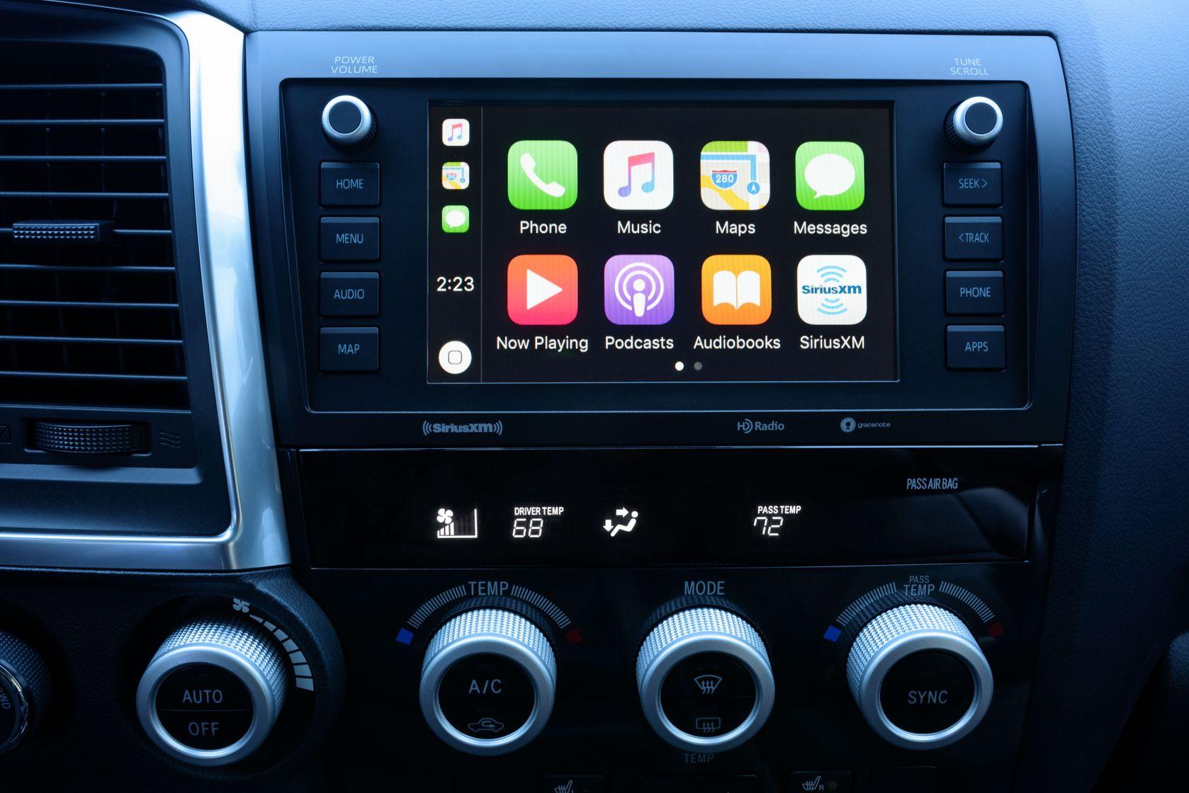 2020 Toyota Sequoia TRD Pro 17