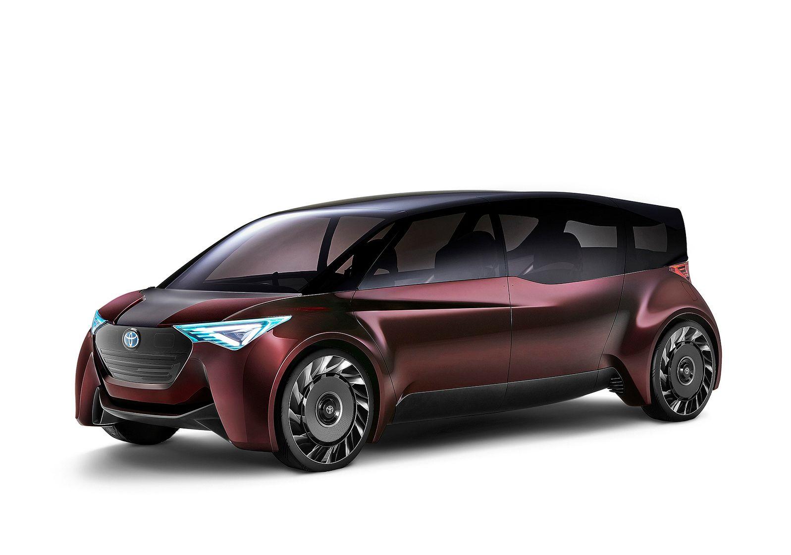 Toyota Fine Comfort Ride Concept 01
