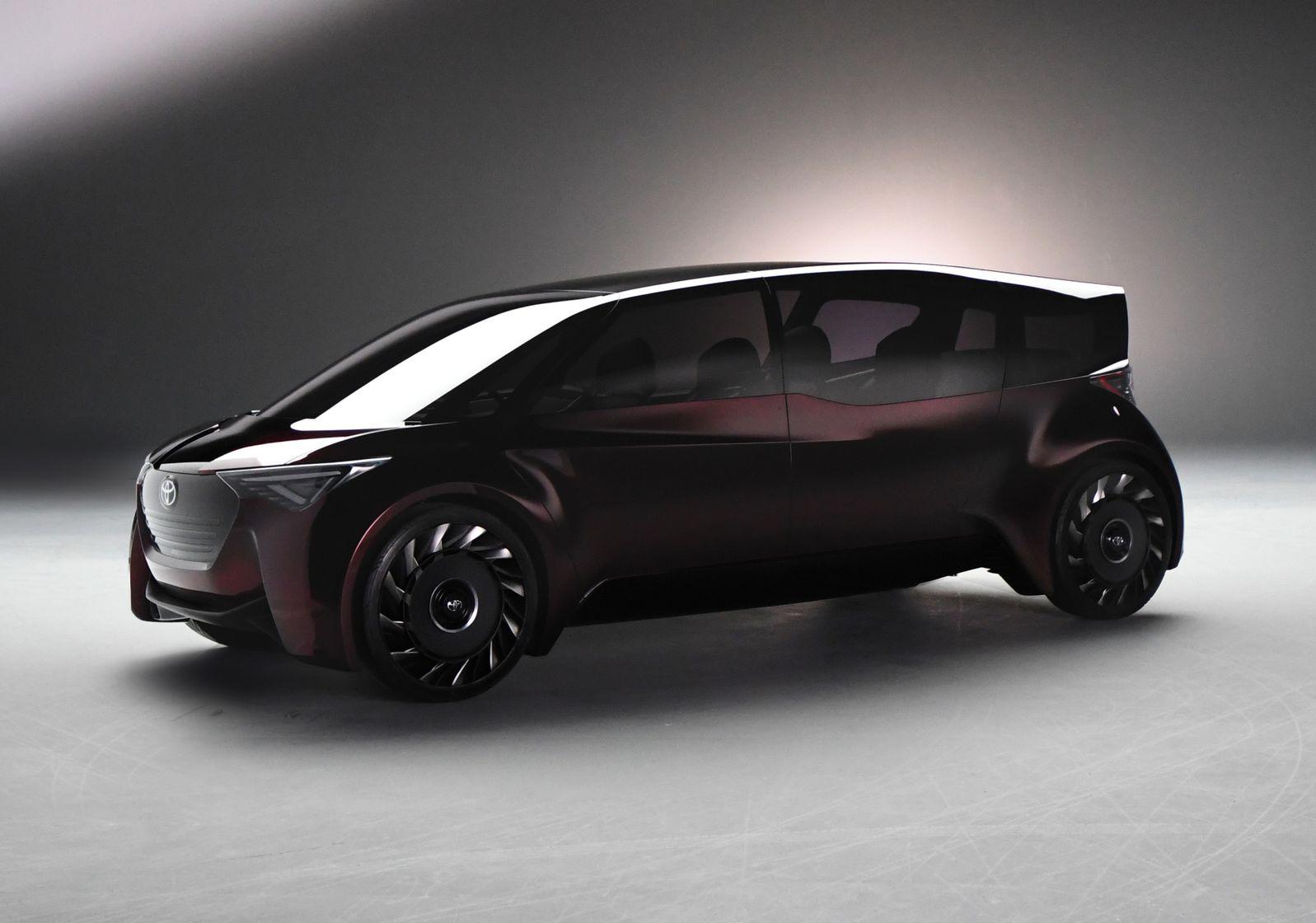 Toyota Fine Comfort Ride Concept 06