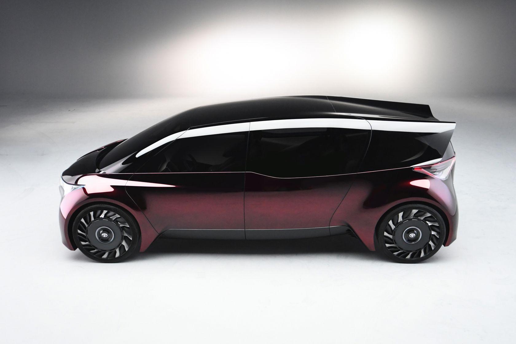 Toyota Fine Comfort Ride Concept 09