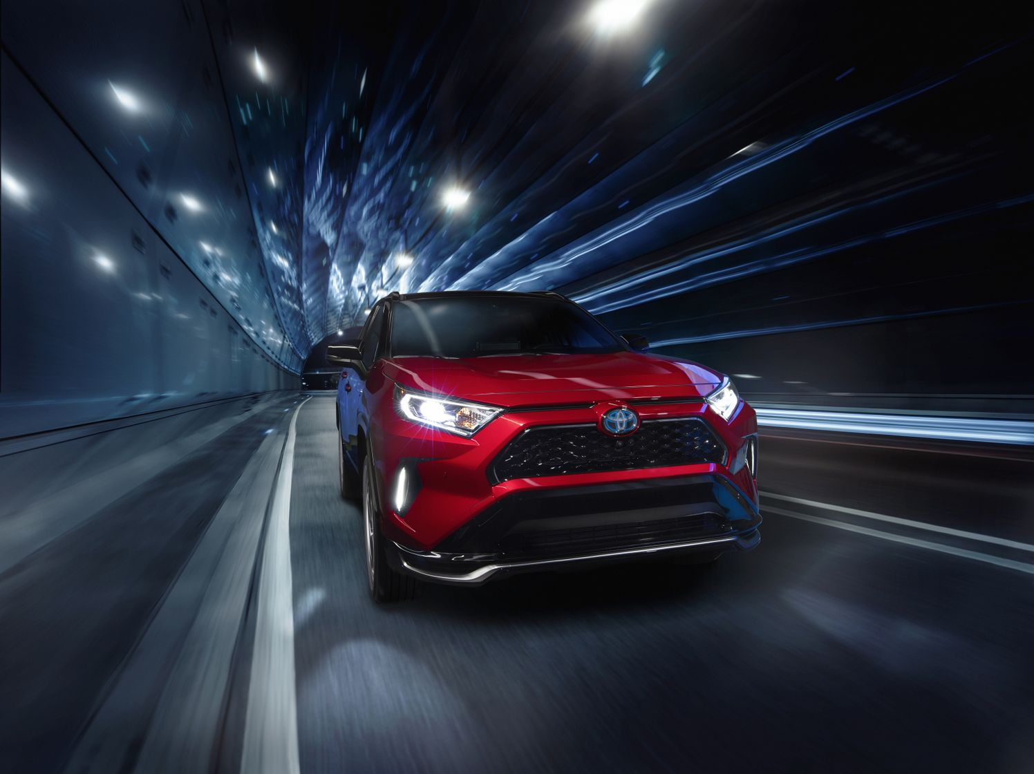 2021 Toyota RAV4 Prime Exterior 01