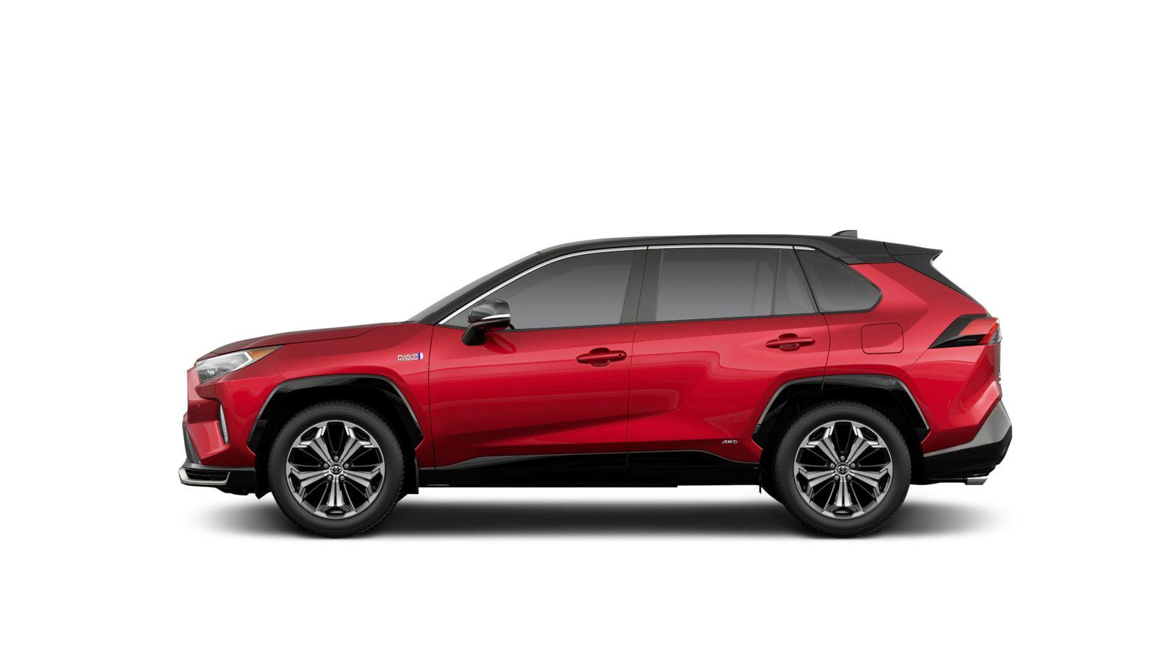 2021 Toyota RAV4 Prime Exterior 03