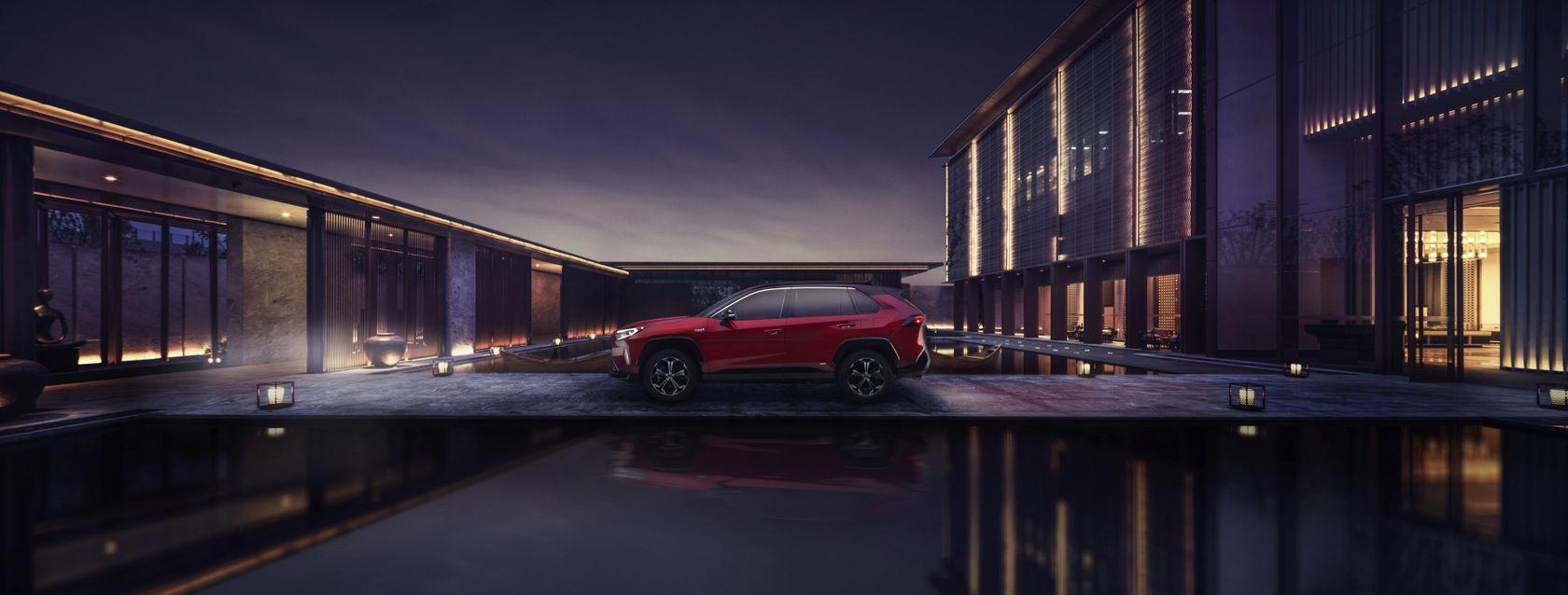 2021 Toyota RAV4 Prime Exterior 07