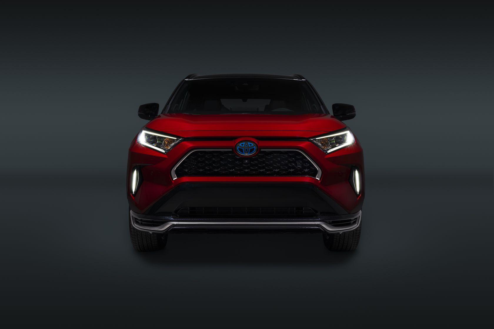 2021 Toyota RAV4 Prime Exterior 09
