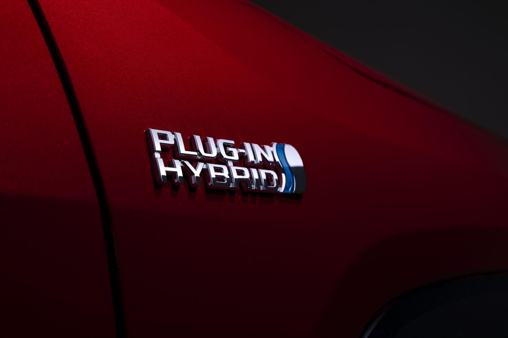 2021 Toyota RAV4 Prime Exterior 13