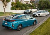 2017 Toyota Prius Prime Family