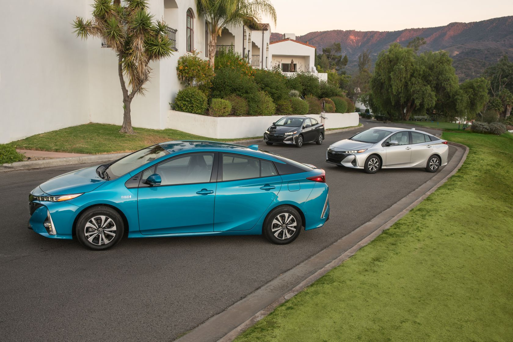 2017 Toyota Prius PrimeF amily