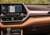 2020 Toyota Highlander – Platinum Hybrid – Interior: Glazed Caramel B-ROLL