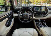 2020 Toyota Highlander Platinum AWD Harvest Beige 002