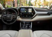2020 Toyota Highlander Platinum AWD Harvest Beige 003