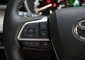 2020 Toyota Highlander Platinum AWD Harvest Beige 009