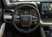 2020 Toyota Highlander Platinum AWD Harvest Beige 010