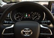 2020 Toyota Highlander Platinum AWD Harvest Beige 013