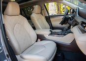 2020 Toyota Highlander Platinum AWD Harvest Beige 014