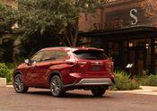 2020 Toyota Highlander Platinum Hybrid AWD Ruby Flare Pearl 003