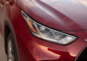 2020 Toyota Highlander Platinum Hybrid AWD Ruby Flare Pearl 014