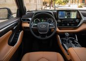 2020 Toyota Highlander Platinum Hybrid AWD Glazed Caramel 001