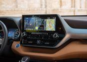 2020 Toyota Highlander Platinum Hybrid AWD Glazed Caramel 002