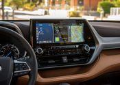 2020 Toyota Highlander Platinum Hybrid AWD Glazed Caramel 003