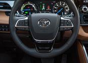 2020 Toyota Highlander Platinum Hybrid AWD Glazed Caramel 006