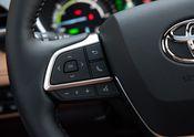 2020 Toyota Highlander Platinum Hybrid AWD Glazed Caramel 008