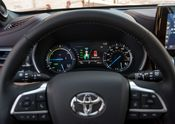 2020 Toyota Highlander Platinum Hybrid AWD Glazed Caramel 012