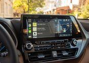 2020 Toyota Highlander Platinum Hybrid AWD Glazed Caramel 013