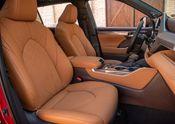 2020 Toyota Highlander Platinum Hybrid AWD Glazed Caramel 014