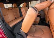 2020 Toyota Highlander Platinum Hybrid AWD Glazed Caramel 016