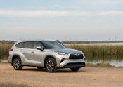 2020 Toyota Highlander – XLE Gas – Exterior: Silver Metallic
