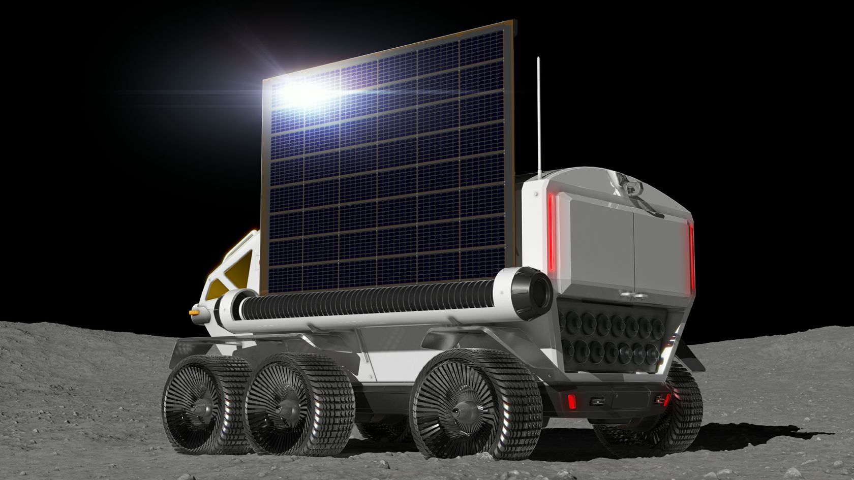Pressurized Rover 2