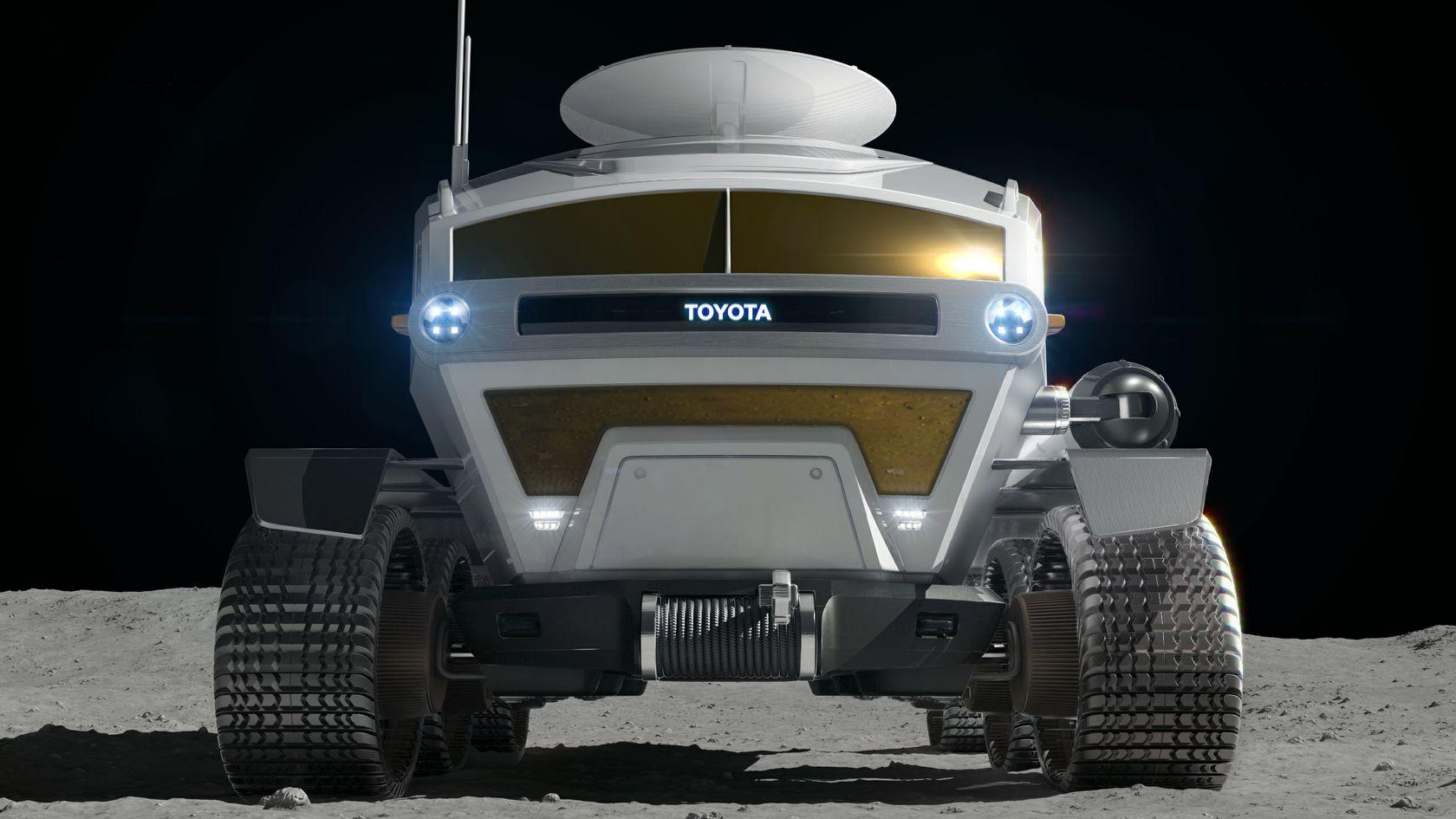 Pressurized Rover 3