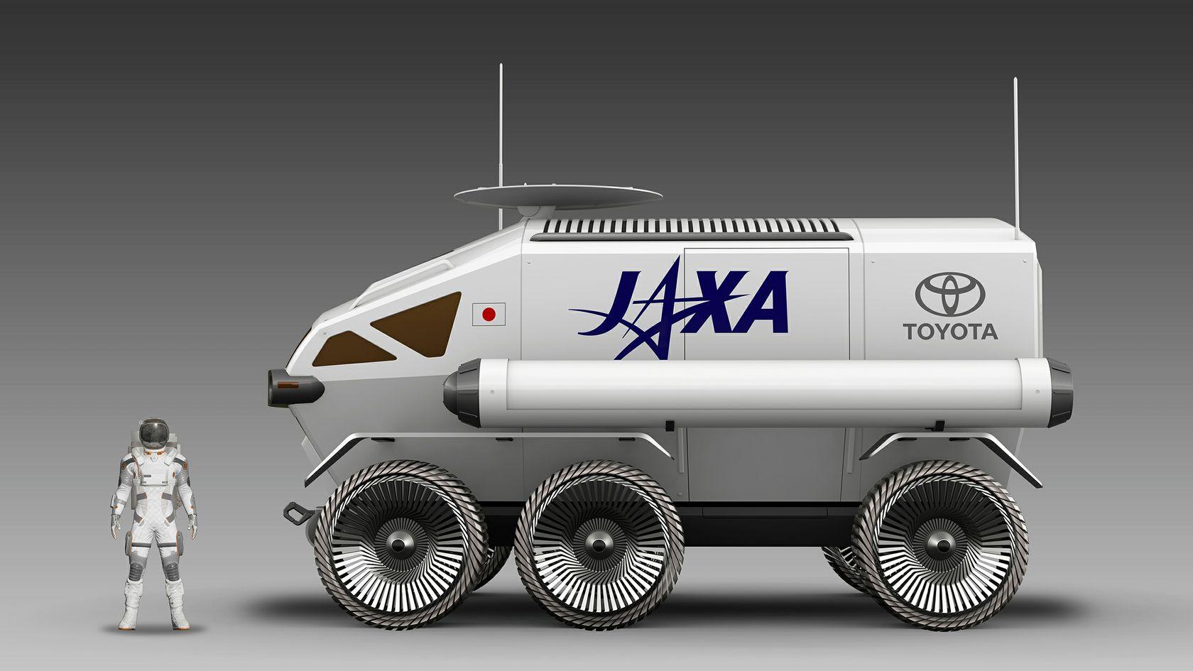 Pressurized Rover 4